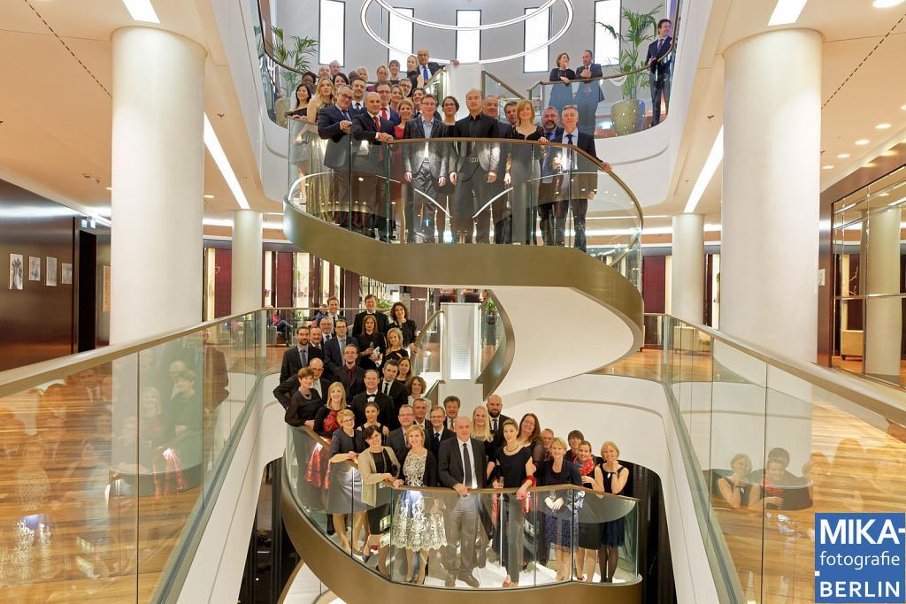 Businessfotografie Berlin - Waldorf Astoria Berlin - Sirtex Medical Europe GmbH
