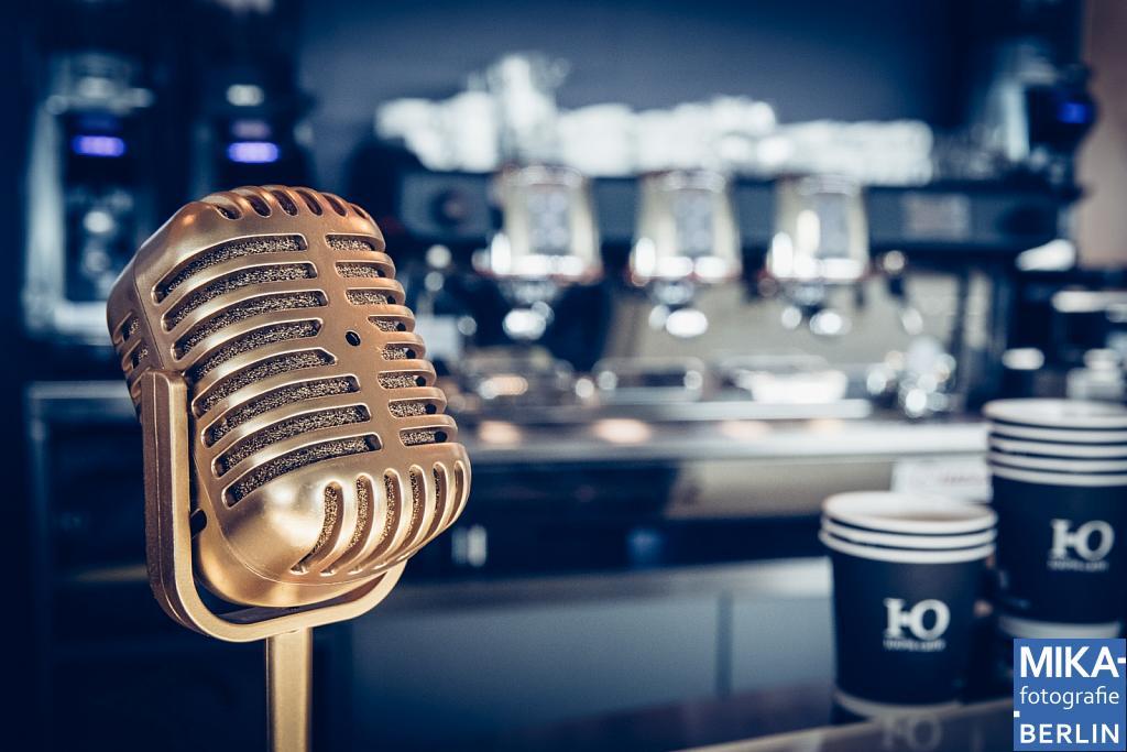 - ECHO 2018 - AZUL Kaffee