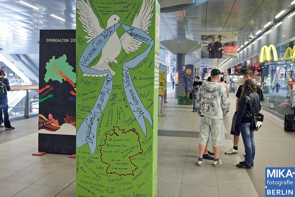 Eventfotografie Berlin - Werbegemeinschaft der Berliner Bahnhöfe