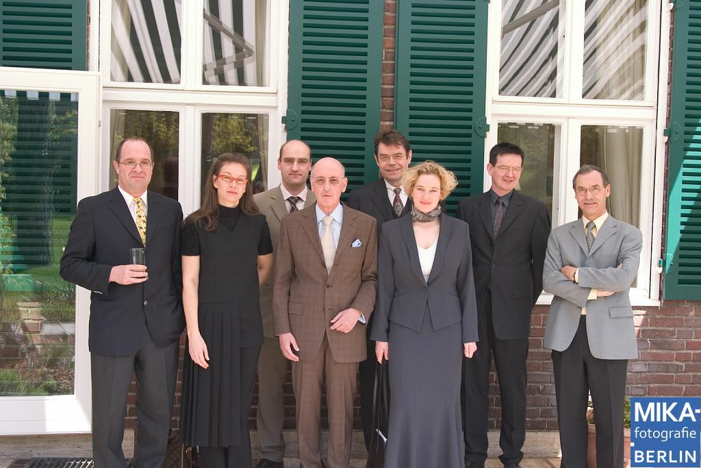 Businessfotografie Berlin - Botschafter von Liechtenstein