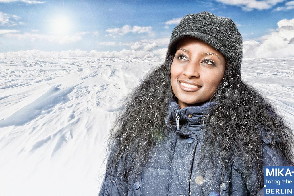 Portraitfotografie Berlin - Arktik Fotoshooing Barketing.de