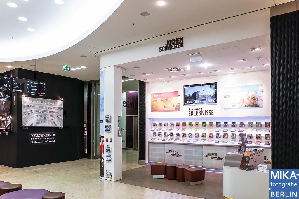 Businessfotografie Berlin - Jochen Schweizer - München Pasing