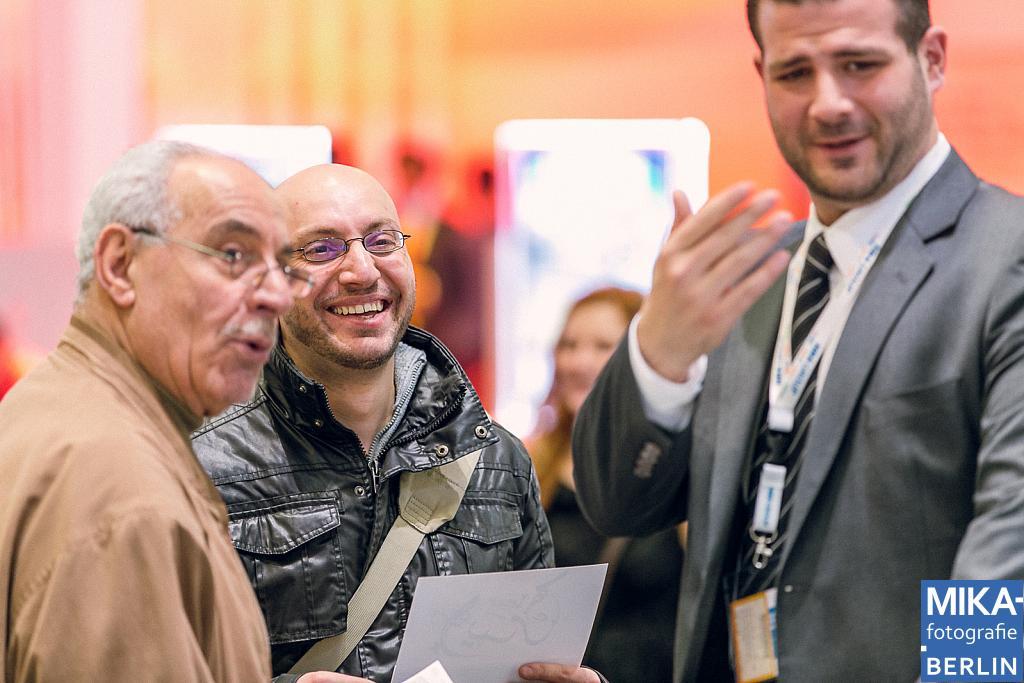 AJMAN - ITB 2014 Messefotografie