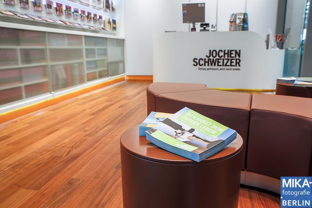 Businessfotografie Berlin - Jochen Schweizer - CentrO Oberhausen
