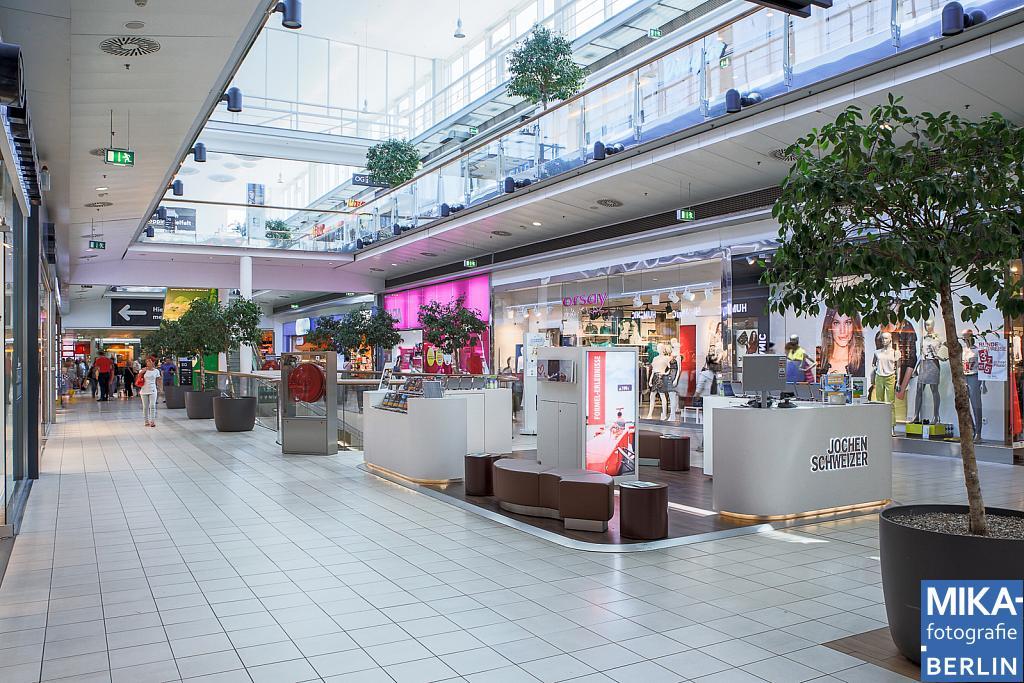 Businessfotografie Berlin - Jochen Schweizer - Donauzentrum Wien
