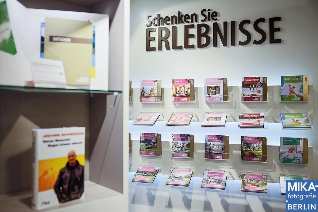 Businessfotografie Berlin - Jochen Schweizer - Königsbau Passagen Stuttgart