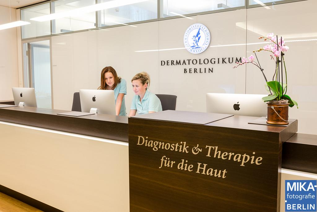 Businessfotografie Berlin - DERMATOLOGIKUM