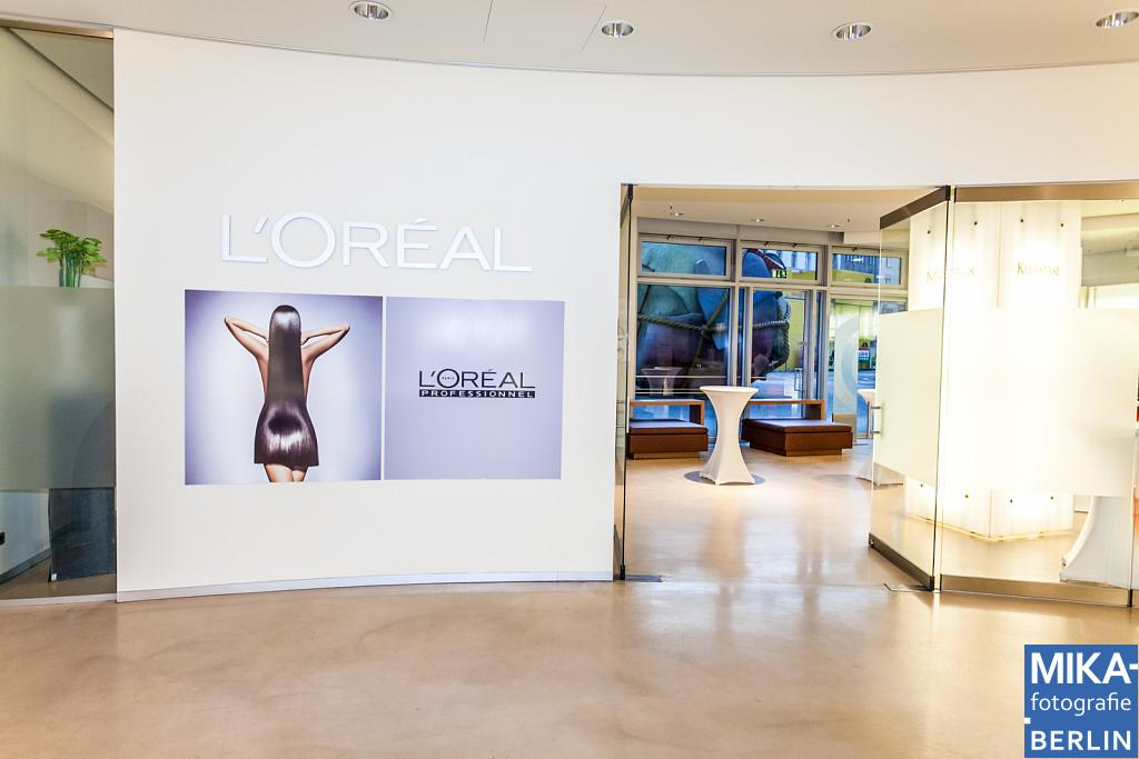 Eventfotografie Berlin - enjoy events paris - L'Oréal