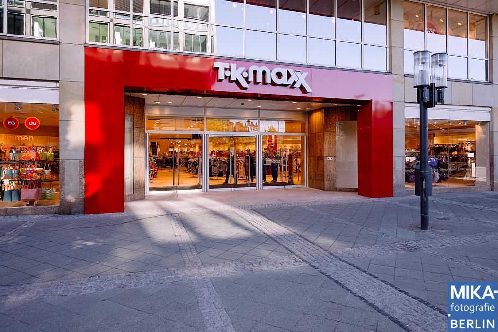 Eventfotografie Berlin - TK Maxx