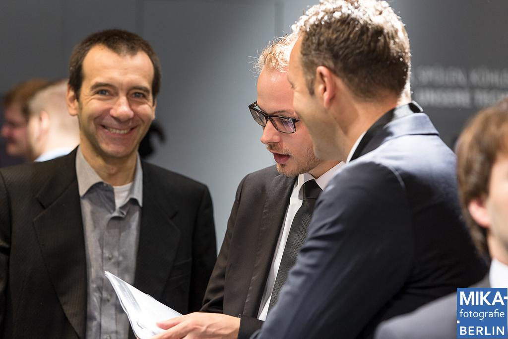 Eventfotografie Berlin - Bauknecht Hausgeräte GmbH