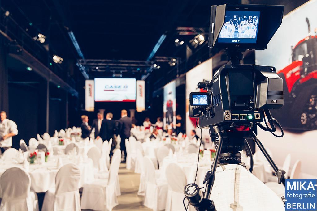 Eventfotografie Berlin - Case IH - Red Excellence Zertifakt
