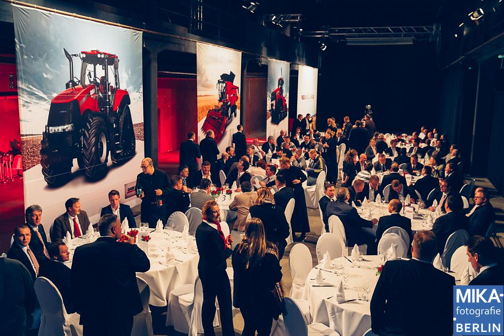 Eventfotografie Berlin - Case IH - Red Excellence Zertifakt