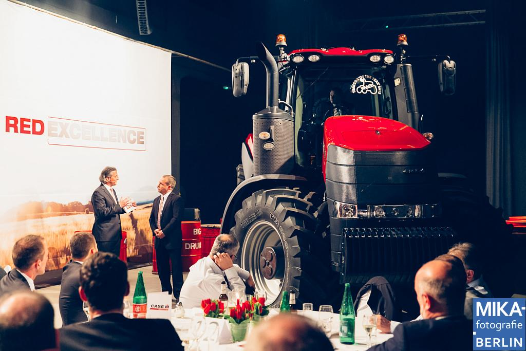 Eventfotografie Berlin - Case IH