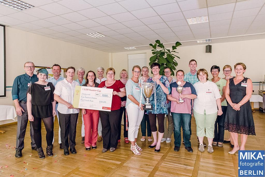 E.ON Energie Deutschland GmbH - Kunden-Cup