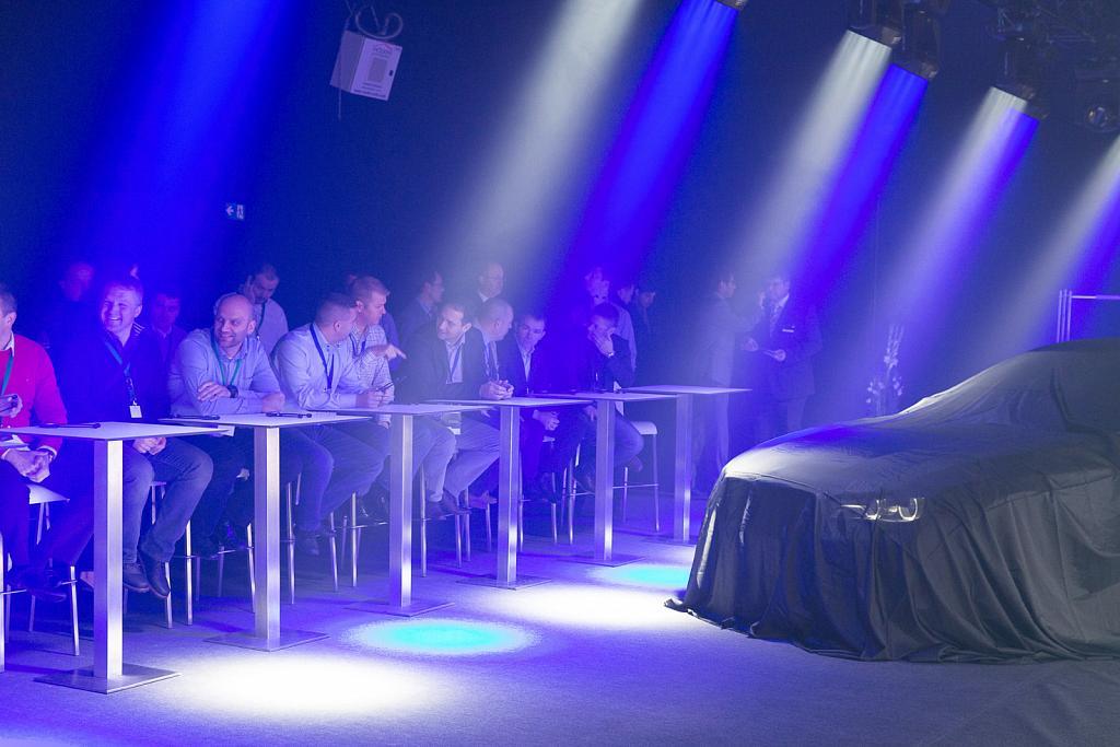 Eventfotografie Berlin - BMW - Product Launch Training