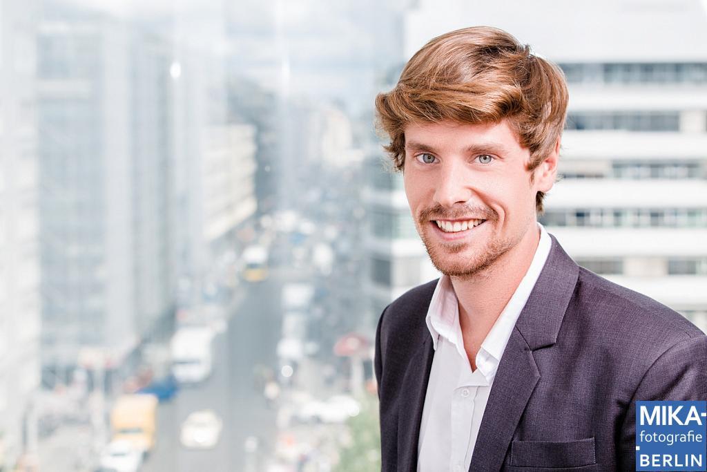 Portraitfotografie Berlin - TVSmiles-Management