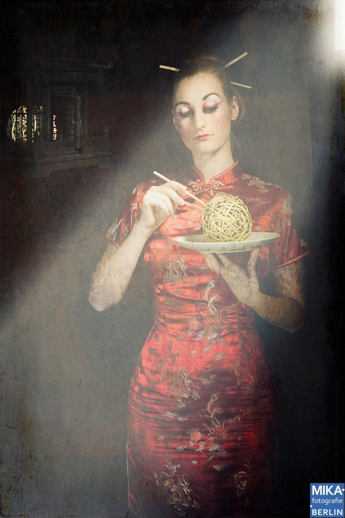 Fotoshooting - China Noodles I