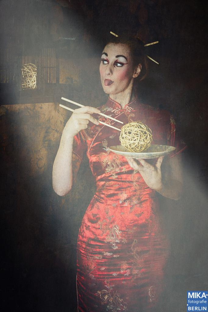 Fotoshooting - China Noodles II
