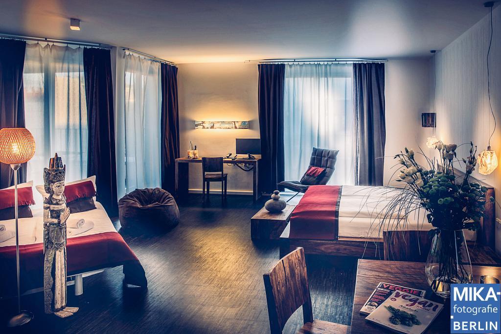 Businessfotografie Berlin - Almodóvar Hotel