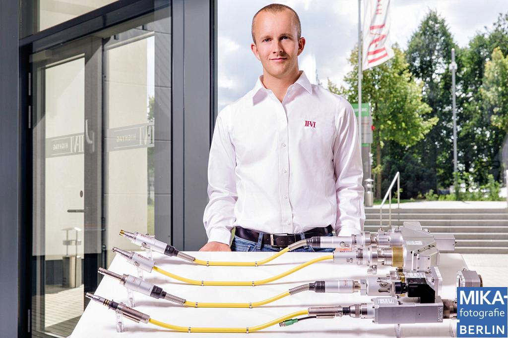 Businessfotografie Berlin - HIGHYAG Lasertechnologie GmbH