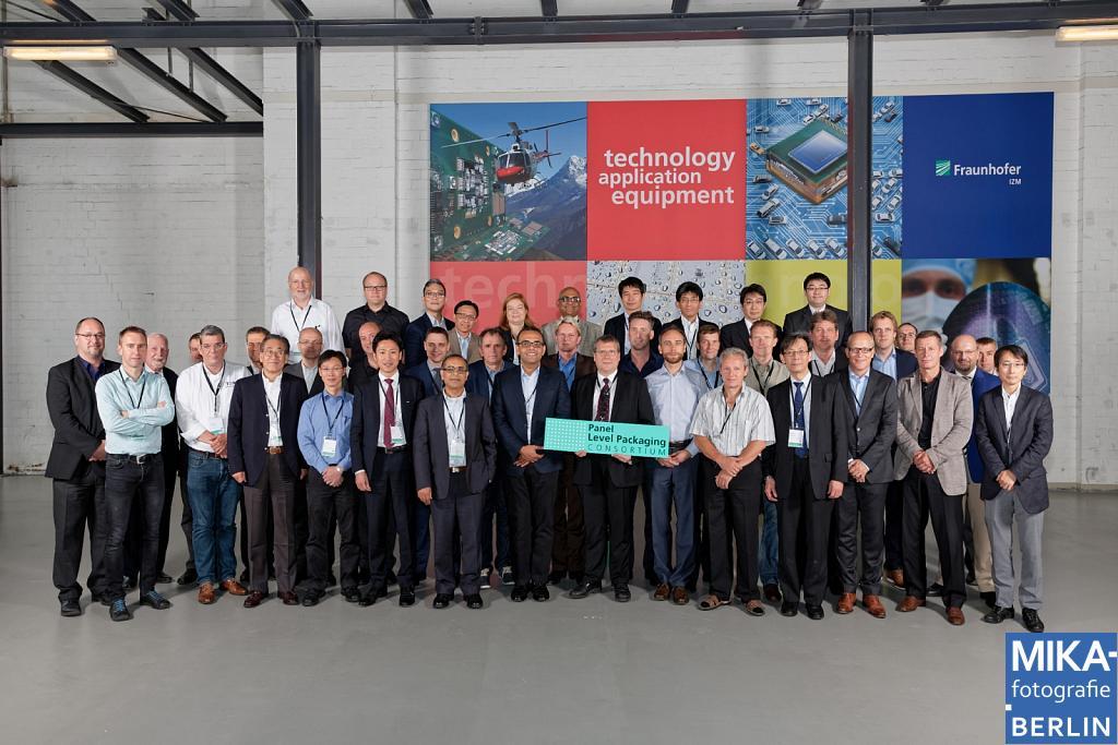 Businessfotografie Berlin - Fraunhofer IZM - PLP-Symposium