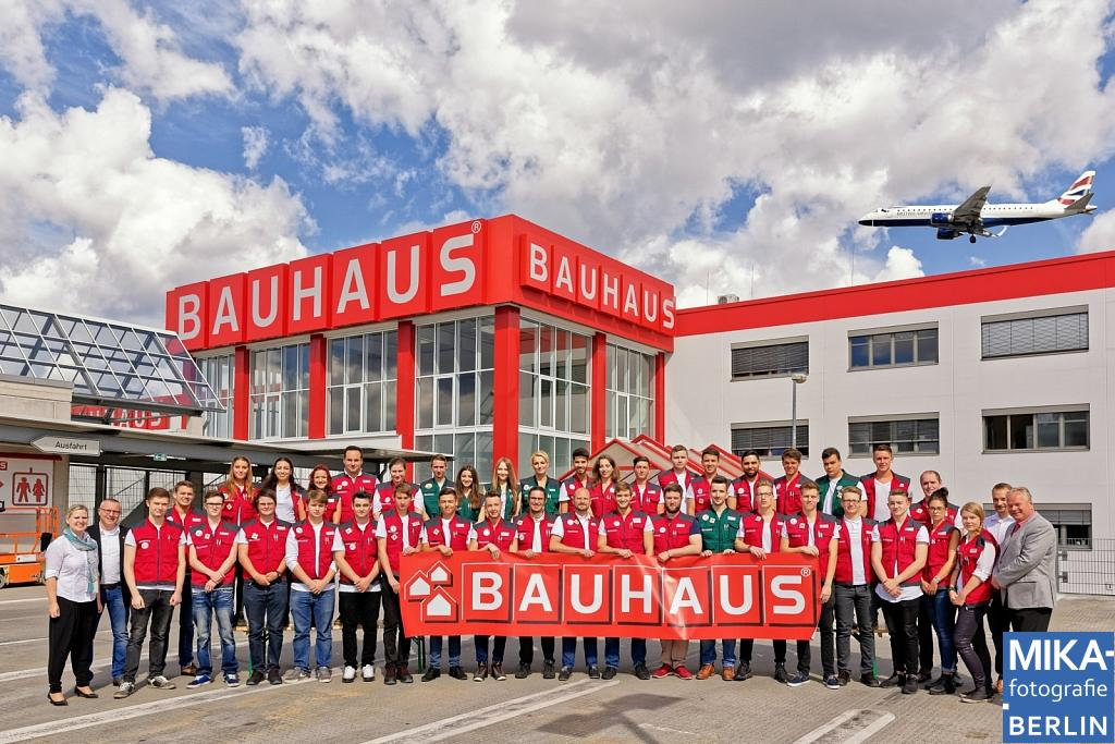 Businessfotografie Berlin - BAUHAUS AG