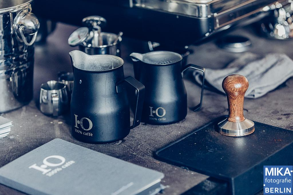 Eventfotografie Berlin - AZUL Kaffee Trendschulung