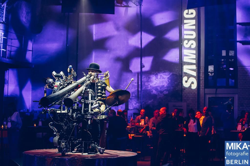 Eventfotografie Berlin - SAMSUNG DISCOVR - IFA 2016