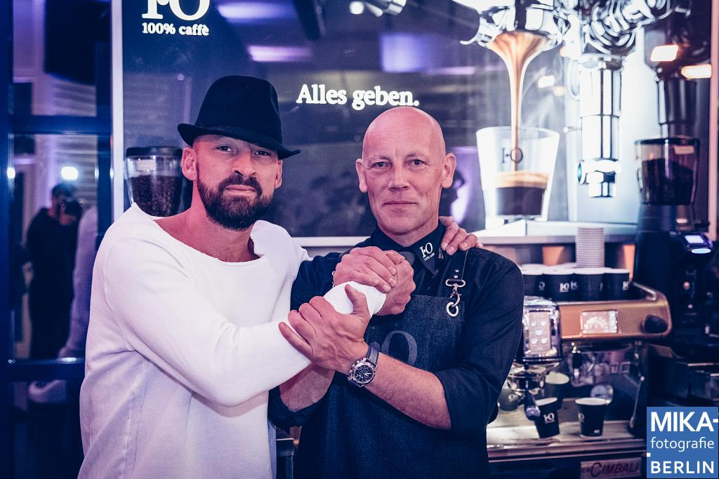 Eventfotografie - ECHO 2017 - AZUL Kaffee