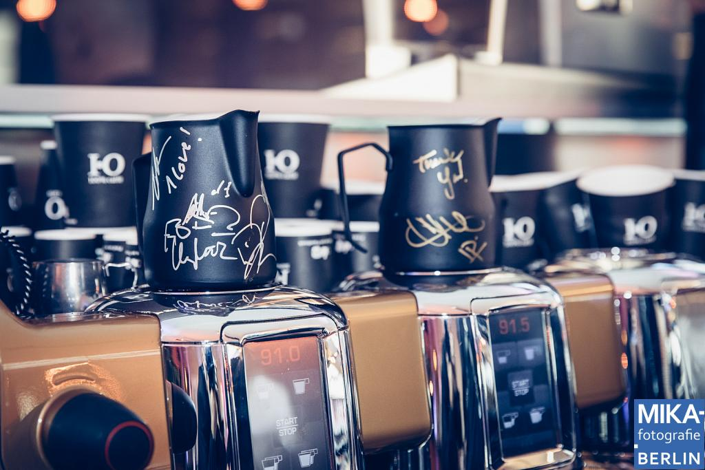 ECHO 2017 - AZUL Kaffee