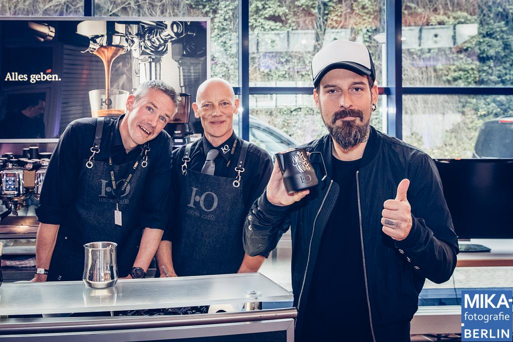- ECHO 2017 - AZUL Kaffee