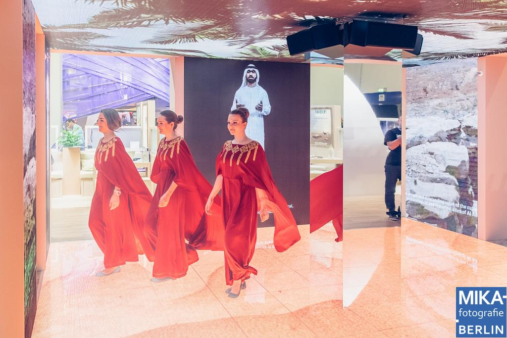 - Abu Dhabi Tourism & Culture Authority - ITB Berlin