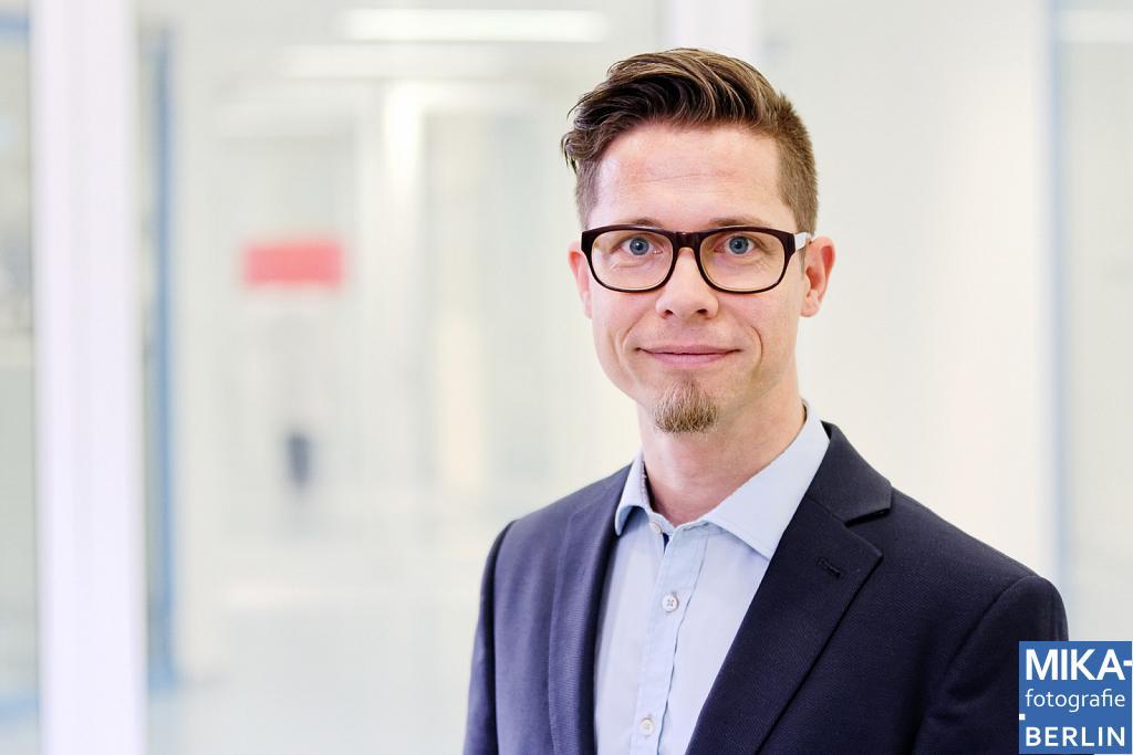 Portraitfotografie Berlin - Fraunhofer-Institut für Zuverlässigkeit und Mikrointegration IZM - Mitarbeiterportraits