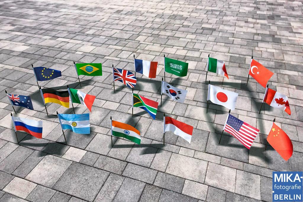 G20 Flaggen - Bundesverband deutscher Banken e.V.