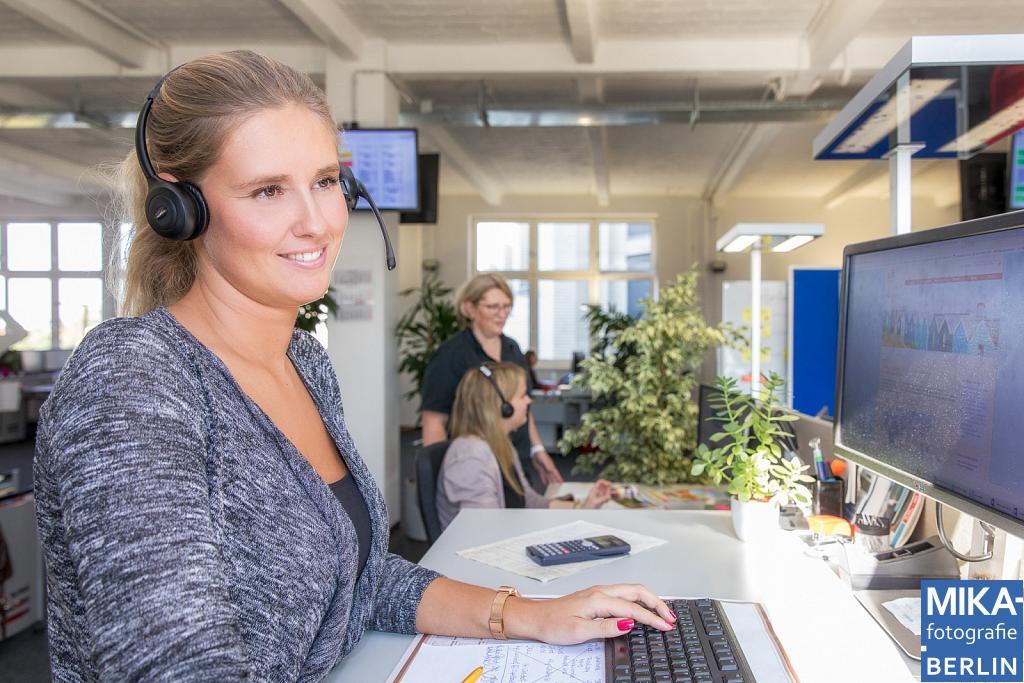 Businessfotografie Berlin - Image Broschüre - DER Touristik Online GmbH