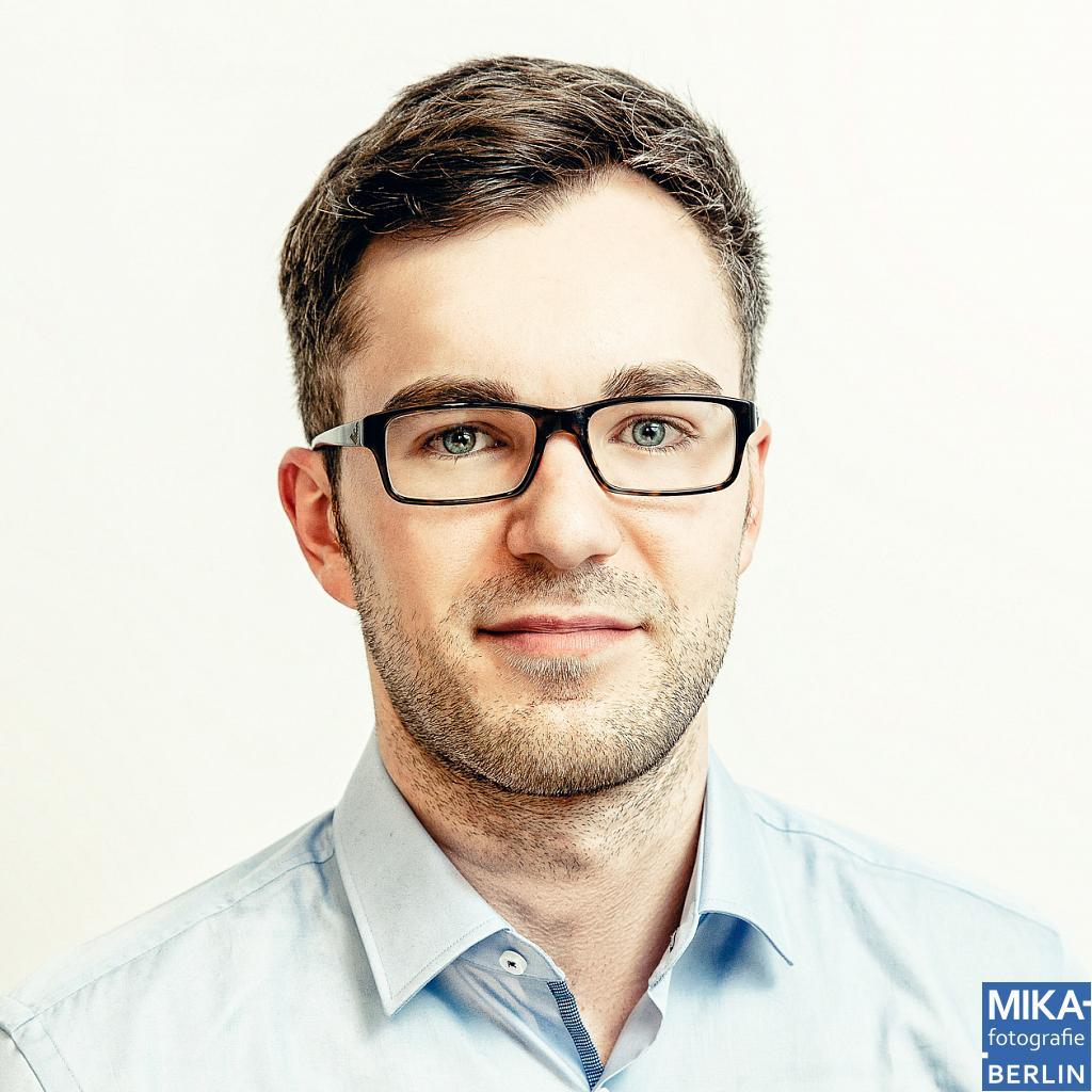 Portraitfotografie Berlin - Startup getanykey