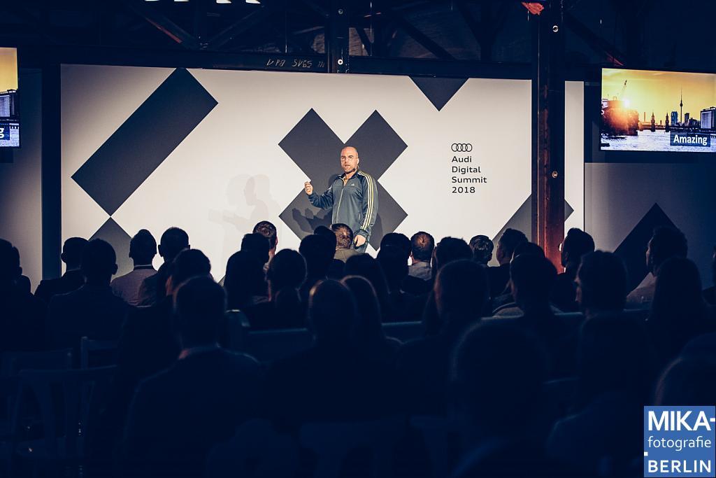Eventfotografie Berlin - AUDI Digital Summit 2018