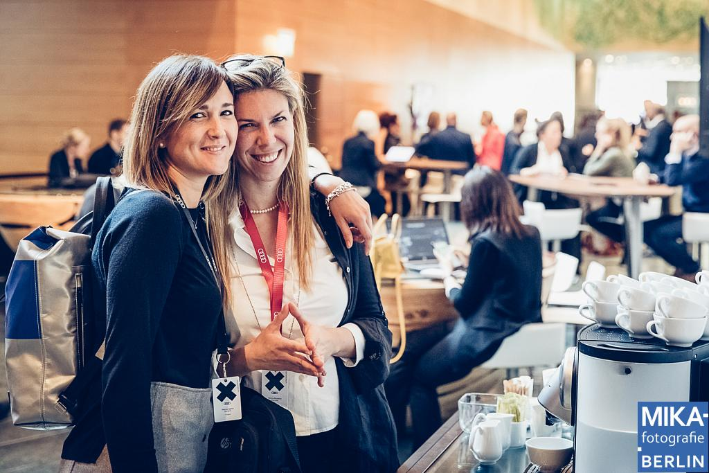 Eventfotografie Berlin - AUDI Digital Summit 2018