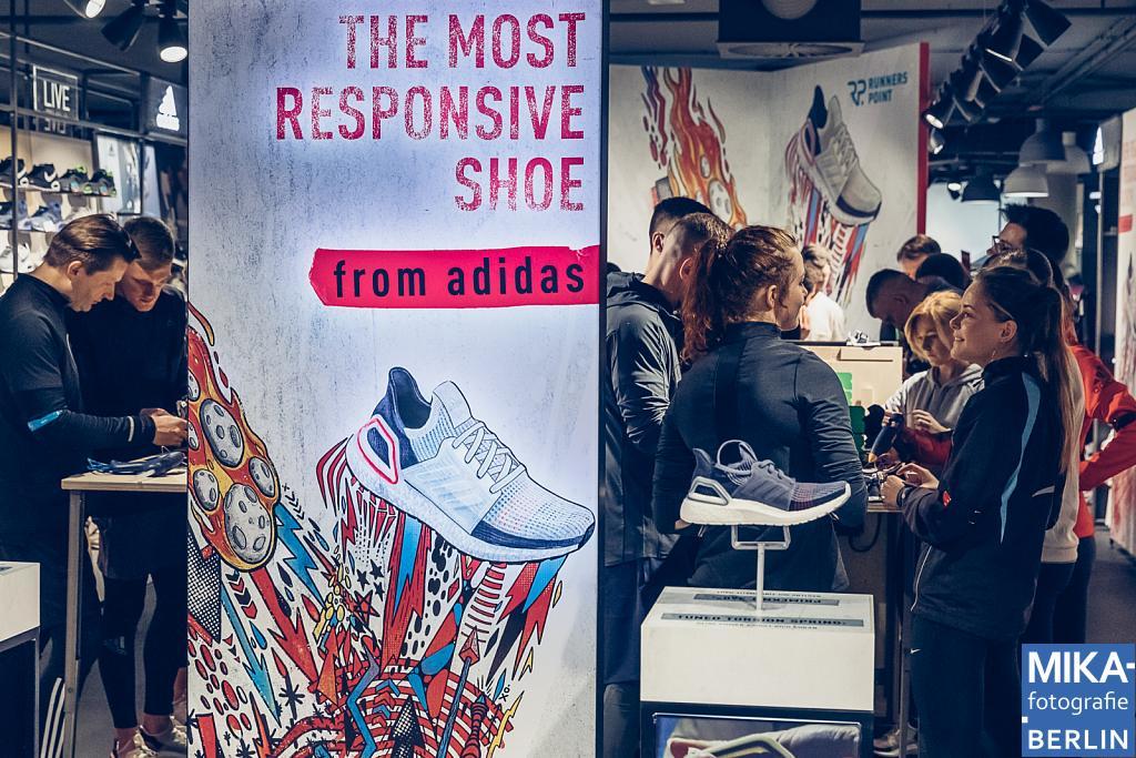 Eventfotografie Berlin - ADIDAS - UB19 Runnerspoint Event 2019