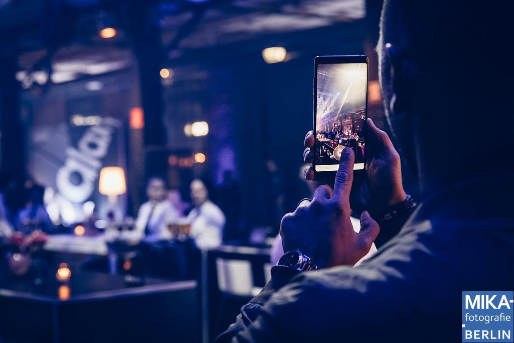 Eventfotografie Berlin - SAMSUNG Galaxy S10 on stage Hamburg 2019