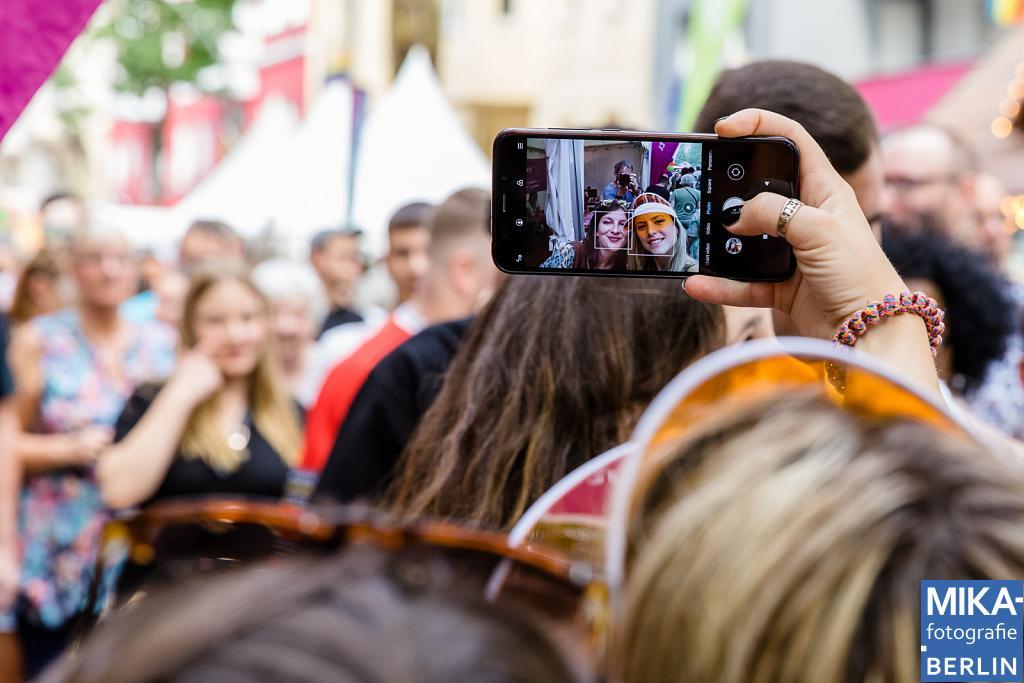 Eventfotografie Berlin - Verti - Lesbisch-Schwules Stadtfest 2019