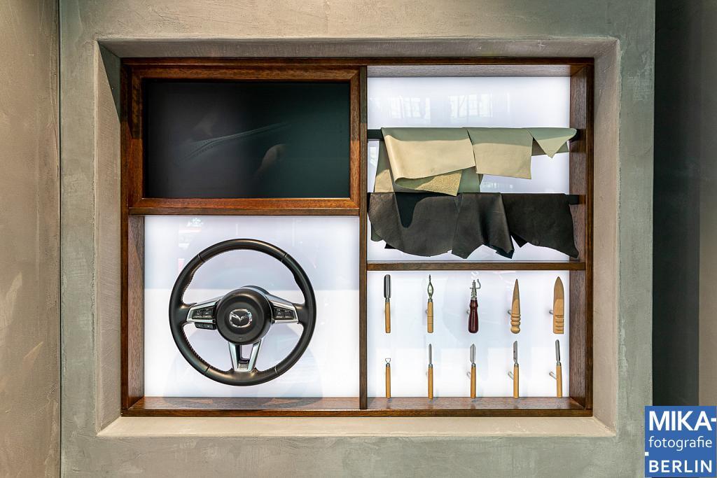 Produktfotografie - WOHNIDEE - Mazda Experience