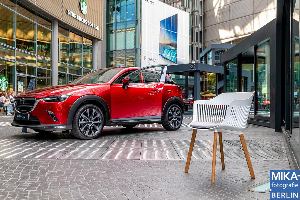Businessfotografie Berlin - WOHNIDEE - Mazda Experience