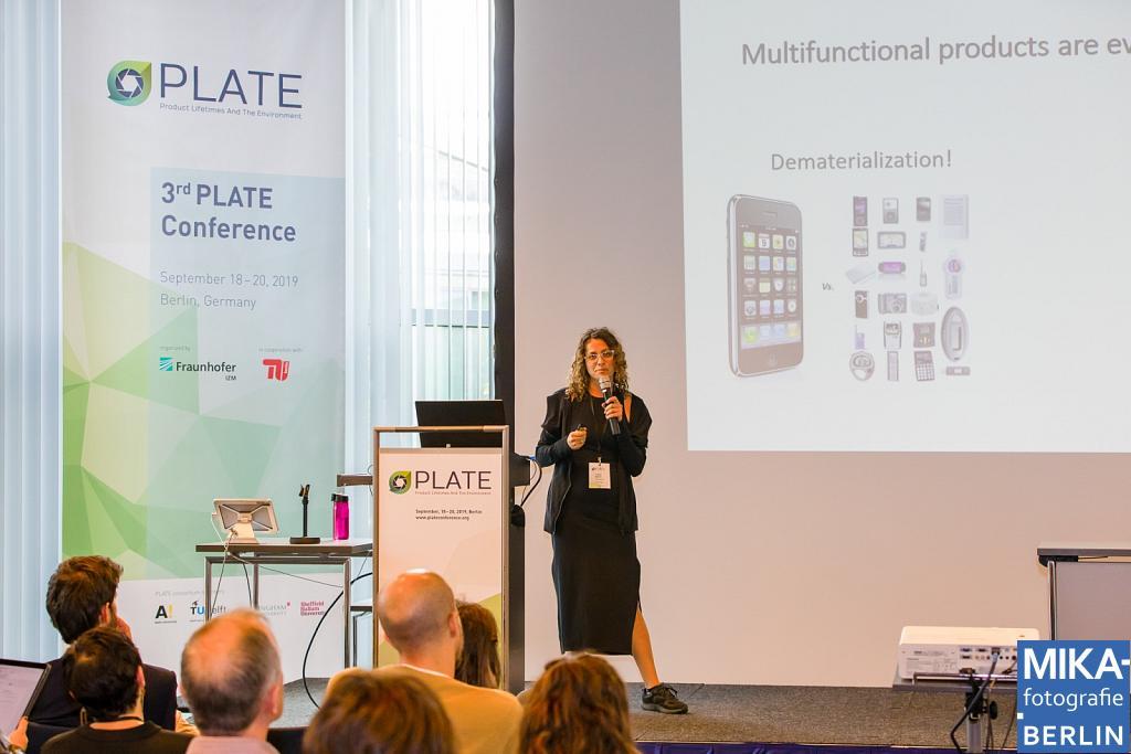 Eventfotografie Berlin - Fraunhofer - 3. PLATE Conference
