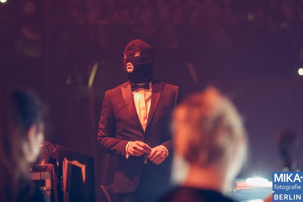 Eventfotografie Berlin - Sebastian Fitzek - Das Geschenk - Tempodrom Berlin