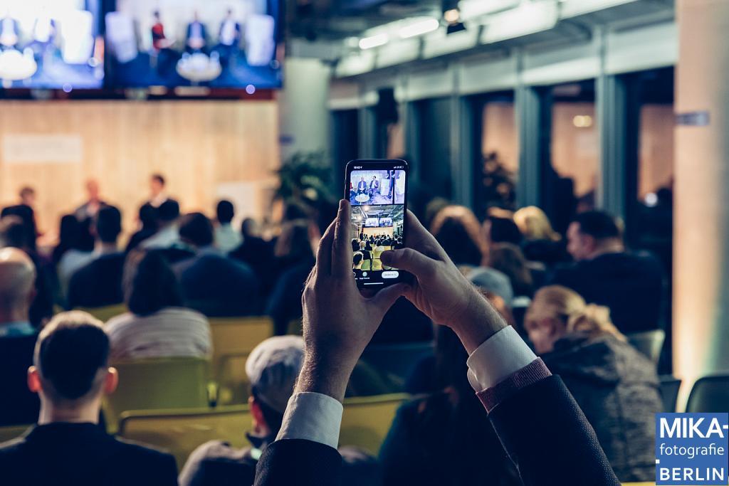 Eventfotografie Berlin - Facebook Open House - APCO Worldwide
