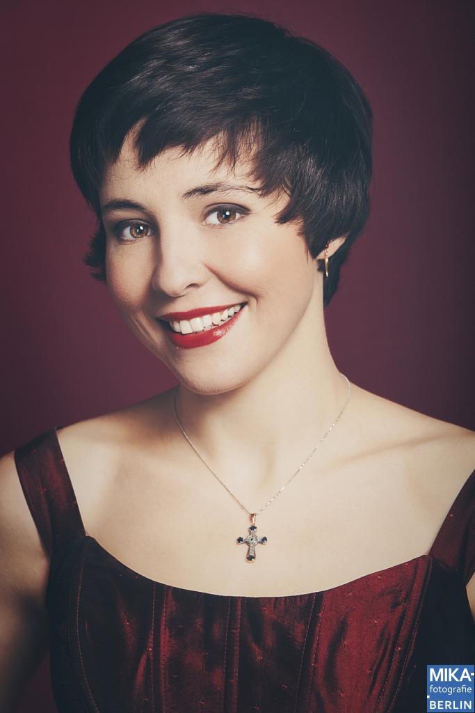 Portraitfotografie Berlin - Valentina Farcas - Opernsängerin