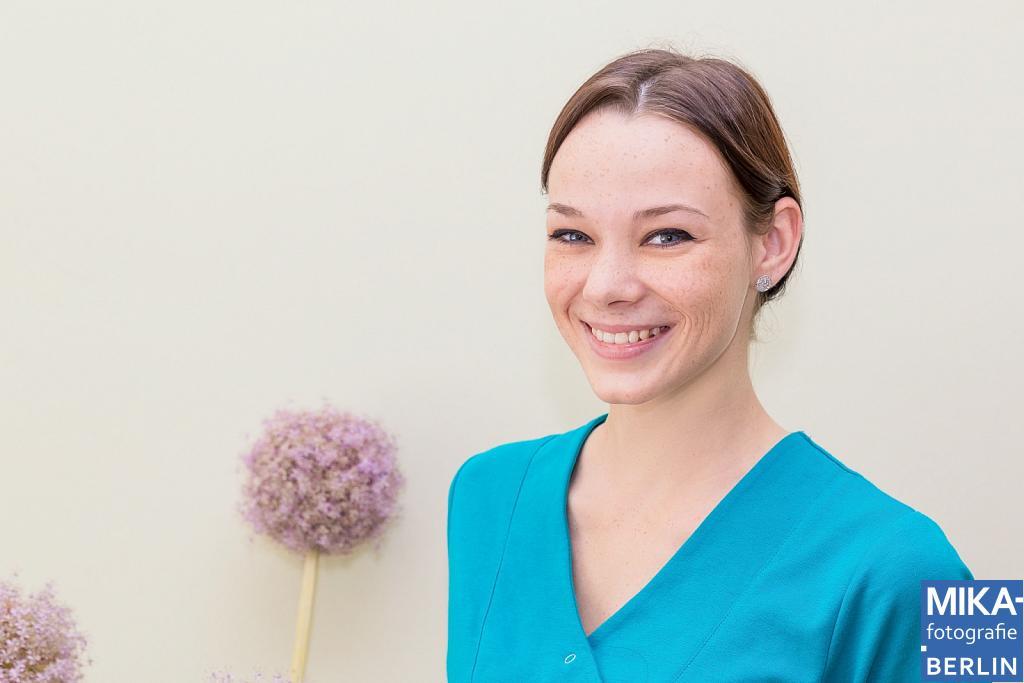 Portraitfotografie Berlin - Hausarztpraxis Dr. med. Sabine Aign