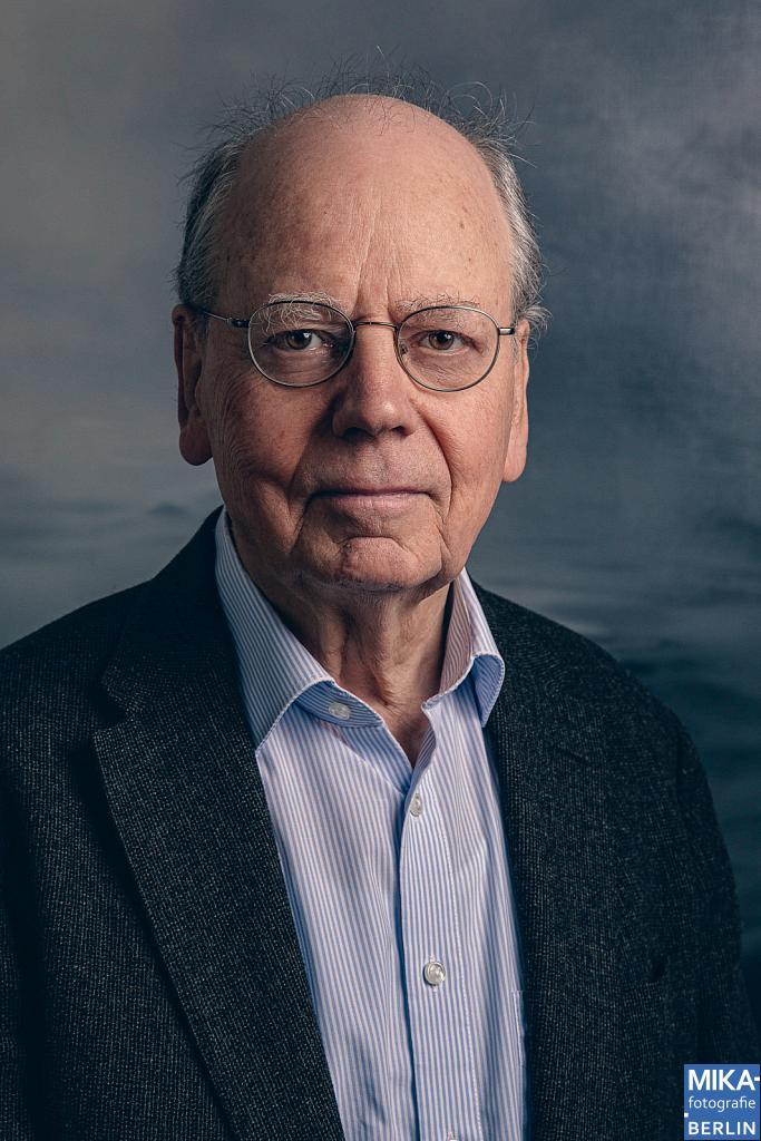 Portraitfotografie Berlin - Prof. Dr. Paul U. Unschuld - Buchcover