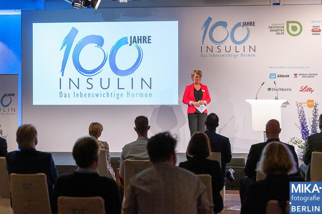 Eventfotografie Berlin - Festakt - 100 Jahre Insulin